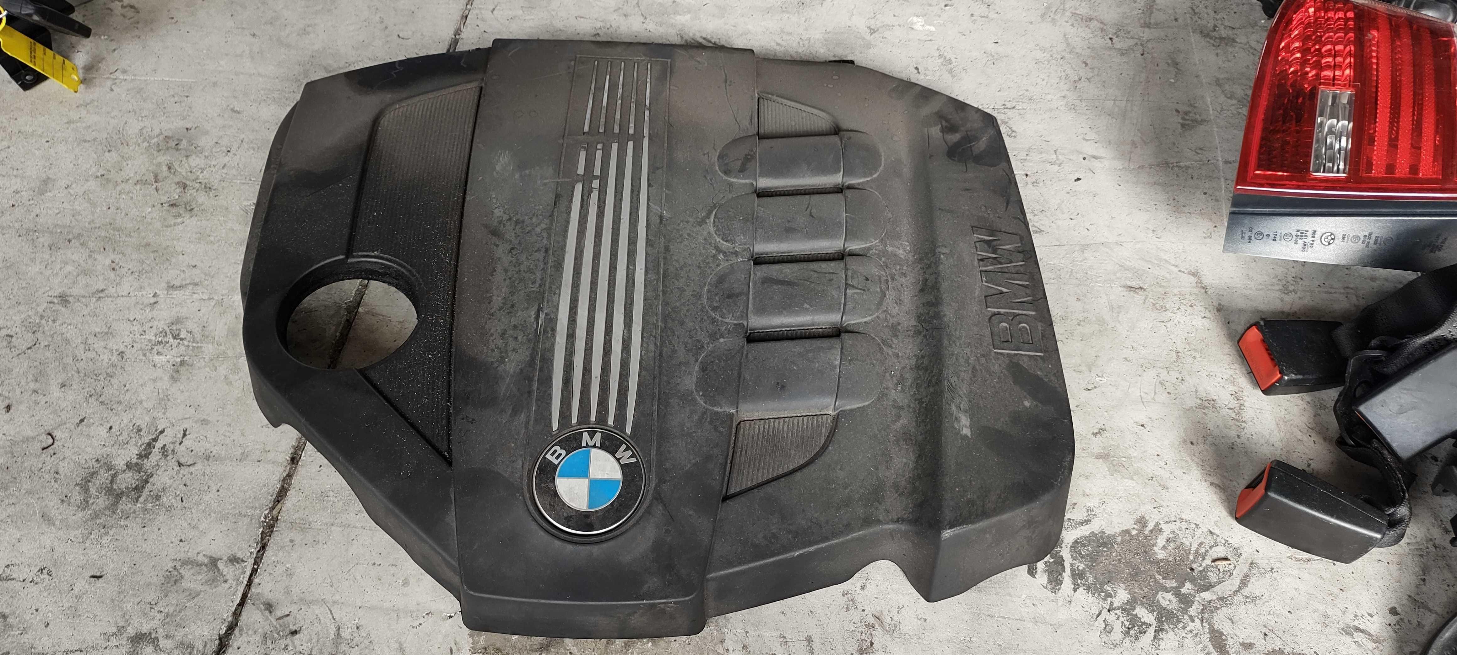 Декоративна кора на двигателя - /БМВ/BMW/- е81 123d N47D 204кс.