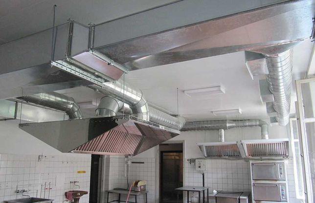 Вентиляция проффессиональный монтаж, проектирование.