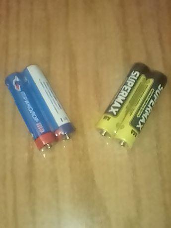 Мизинчиковые батарейки солевые 35 тг - 1 шт.