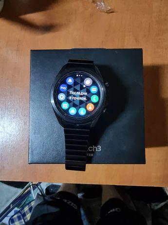 Продам СРОЧНО смарт-часы Samsung galaxy watch 3 titan
