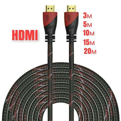 Кабели HDMI Разной длинны. Качественные. Алматы