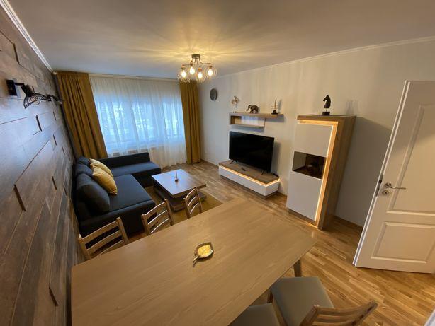 Apartament nou, de inchiriat in Busteni, (zona Telecabinei)