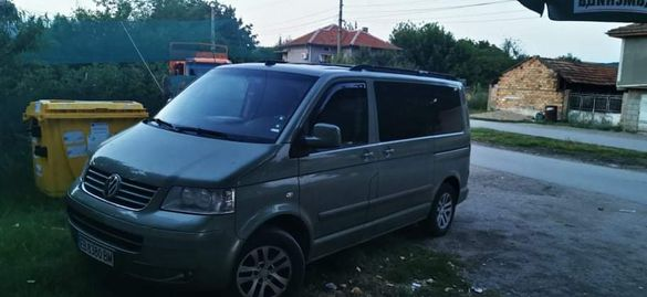 VW Multivan 2,5TDI 177кс