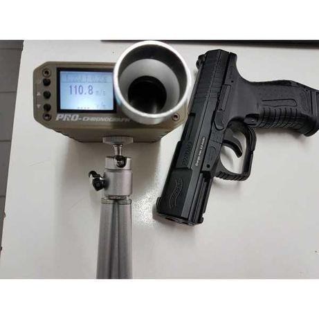 MODEL NOU!!- Pistol Walther P99 Modificat Manual 1.3 J(TEST CRONOGRAF)