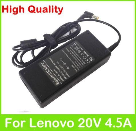 Зарядно устройство Адаптер за лаптоп за Lenovo 20V 4.5A 5.5x2.5 SS000