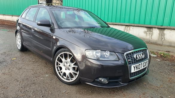 Audi a3 2.0 tdi sportback na chasti / ауди а3 8п 2.0 тди на части