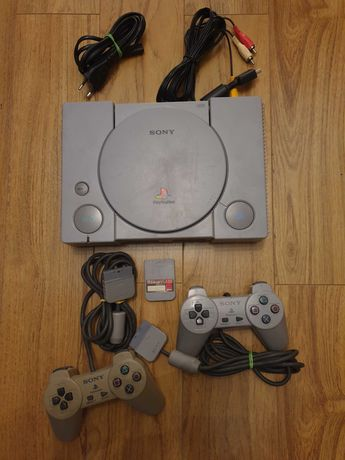 PS 1 / Play Station 1 made in Japan