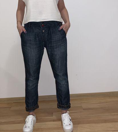 Дънки Desigual оригинални (!) и дънки Massimo Dutti скини