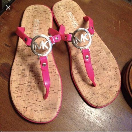 Slapi/papuci jelly Michael Kors, originali, provenienta SUA,pink, 36