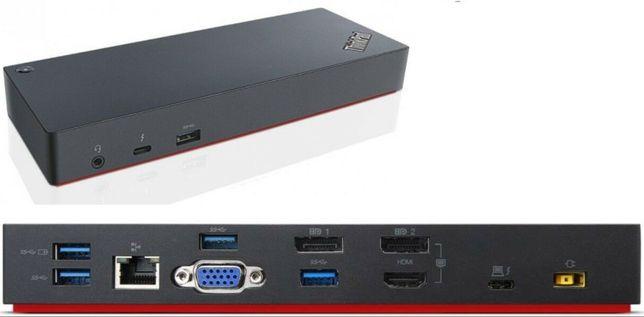 Dock Lenovo Thinkpad 40AC Thunderbolt 3 - T480 T580 x280 P51s X1 Yoga