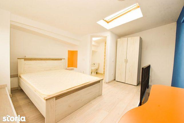 Apartament 2 camere, Podul Ros - 200 m de Palas Mall, 2 bai, AC