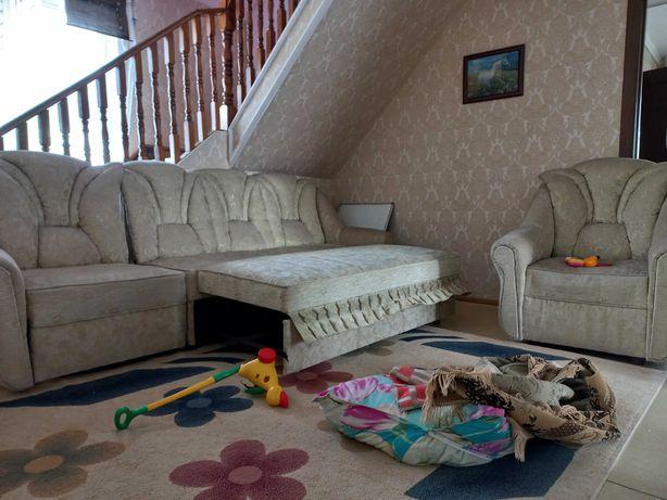 Диван, мягкая мебель  угловой диван