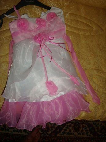 официална рокля за малка принцеса