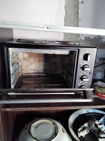 Продам  плитка с духовкой