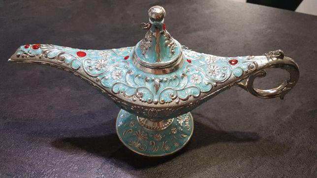 Lampa lui Aladdin din Dubai (turcoaz mare)