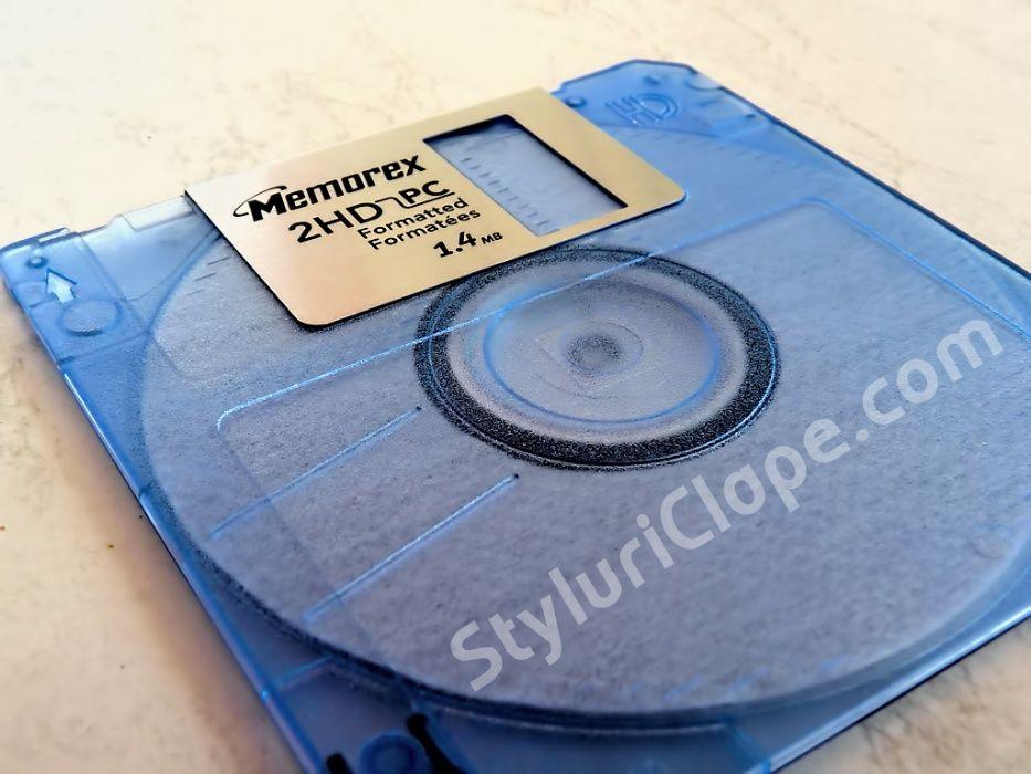 Dischete noi Floppy 2HD / 1,44Mb.