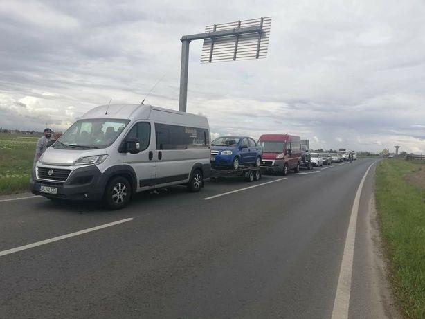 Transport Persoane România Austria Germania Olanda Belgia Anglia