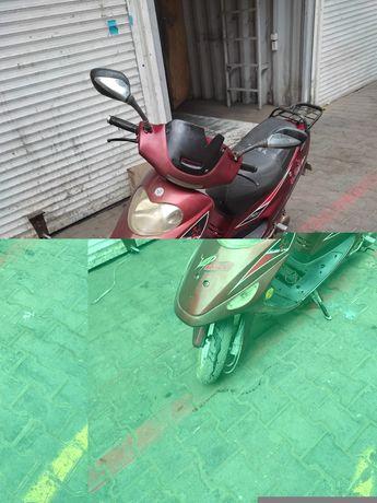 Срочно продаётся скутер