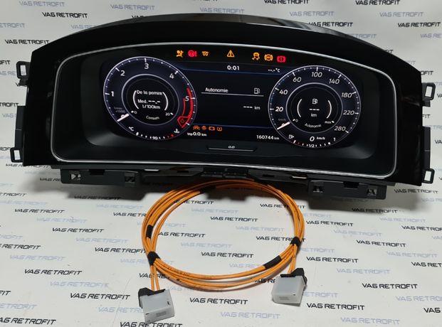 Ceasuri Digitale Bord AID VW Golf 7 VII 5G1920791 5G1 920 791 Virtual