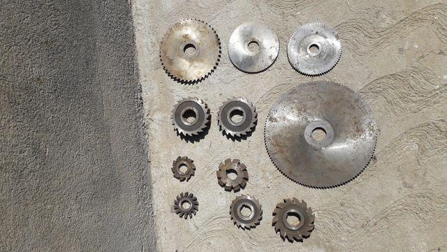 Freze aschiere metal