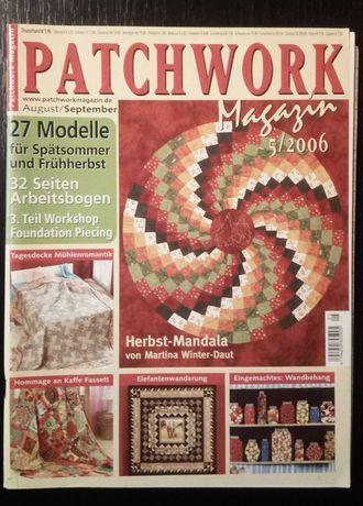 Revista Patchwork Magazin