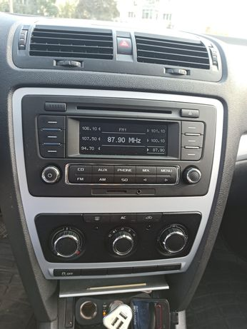 Cd.player auto skoda