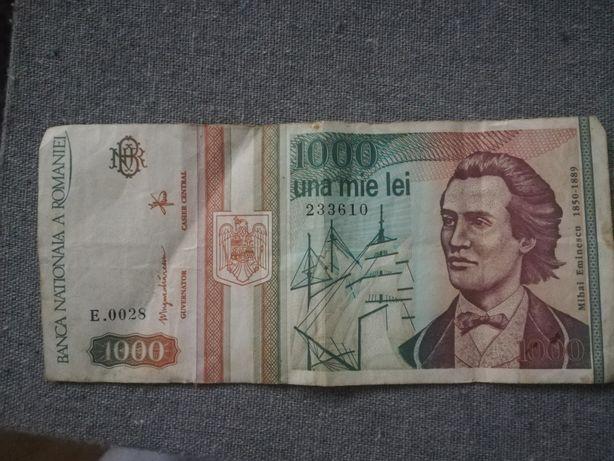 Bacnota 1000leii