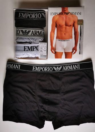 Boxeri Armani + masca cadou