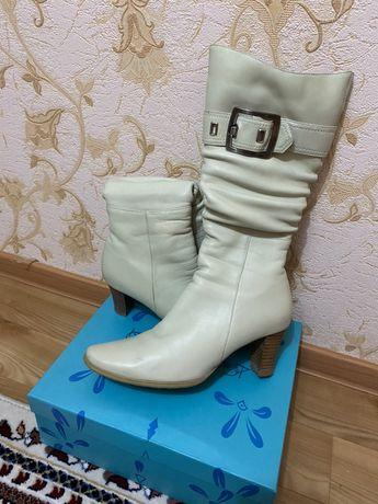 Обувь, зимняя.