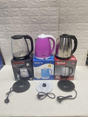 Электрический чайник Тефаль tefal ( новый)
