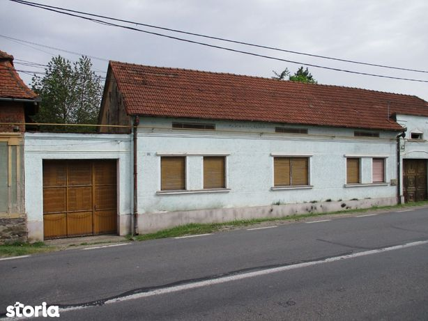 Casa De Vanzare Cu 2 Corpuri+Curte+Gradina+Anexe,Com.Glimboca,Jud.CS.