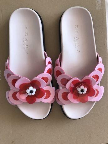 Slapi, papuci, pantofi Zara