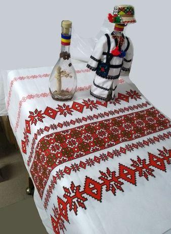 Sticle artizanale si fete de masa traditionale. Cadou