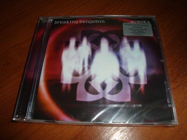 "Продам Breaking Benjamin ""Aurora"" (Made in EU) Запечатан!"
