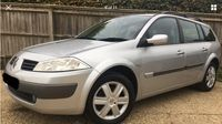 Renault Megane 2 Euro4 1.5 dCi break combi 5 trepte manual 2006