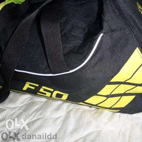 adidas F50 - к-кт: сак, раница, чанта за обувки, шорти и 2 бр. тениски