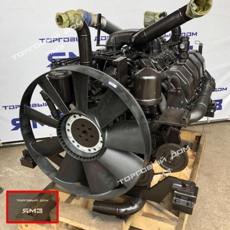 Двигатель ТМЗ 8481-12