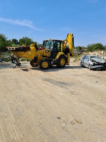 Inchiriez buldoexcavator,basculanta,8x4