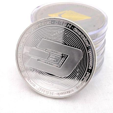 Висок клас Dash Даш Litecoin Ethereum BITCOIN Биткойн монета монети