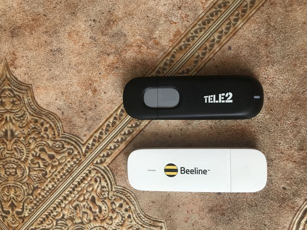 Продам USB модемы. Теле2. Билайн