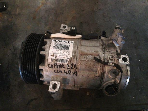 Compresor ac clima Renault Captur Clio 4 0.9 tce 1.2 benzina