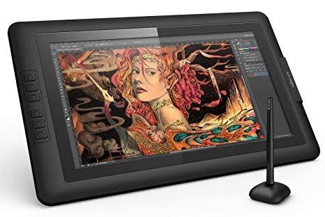 Графический планшет XpPen Artist 15.6 новый
