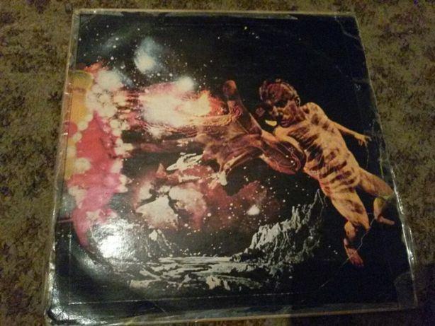 Винил. Santana III 1971