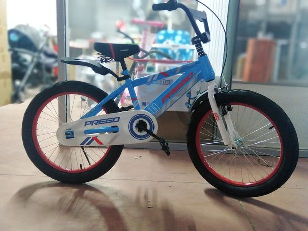 Велосипед Prego двухколесный 20размер