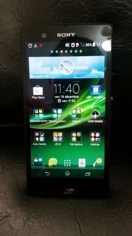 Sony xperia Z - C6603 - touch defect (spart)- placa buna.
