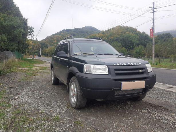 Land Rover Freelander 4 2.0 2003