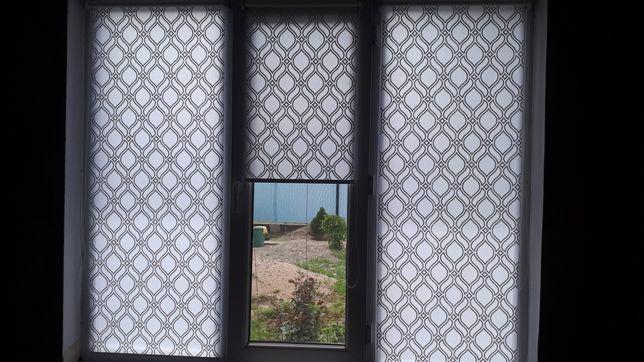 Ролл шторы и жалюзи