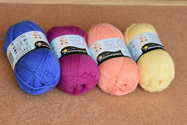 SCH Baby Smiles Merino Mix