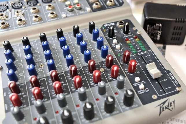 Vand mixer audio Peavey PV 8