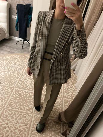 Продам базовый пиджак Zara, коллекция весна 2021, состояние новое